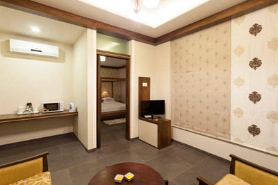 Suite Rooms at Hotel K Tree in Kolhapur